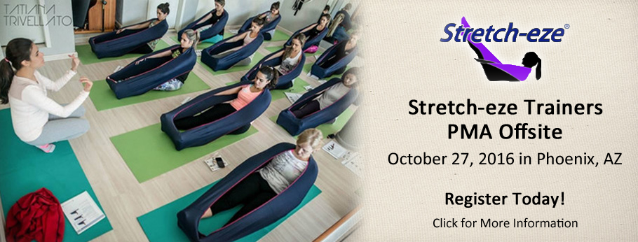Stretch-eze Trainers Workshop