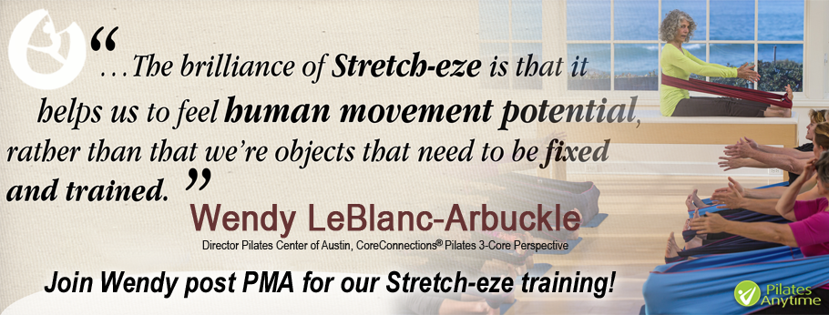 PMA Stretch-eze Workshop