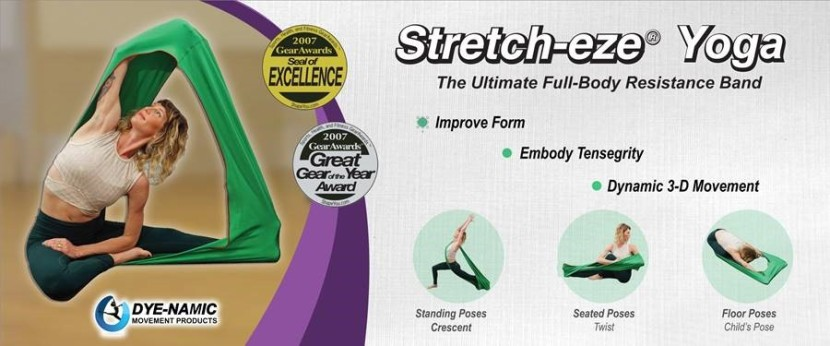 Stretch-eze Yoga